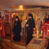 Престольный праздник Нижнего храма - июль 2008 г. Patron Saint's Day of the Lower Church, July 2008