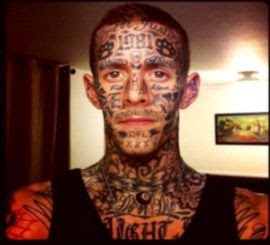 Face Tattoos Designs And Ideas  Page 12