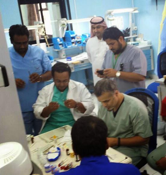 مركز الأسنان بريدة يقيم دورة 5.jpg