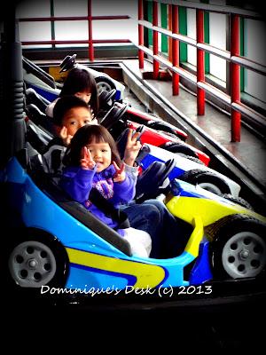 Amusement park at Genting Highlands, Malaysia