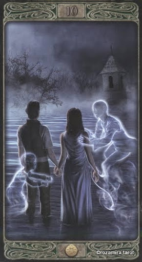 Таро Призраков — Ghost Tarot 528_45