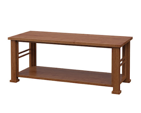 Hagen Coffee Table in Itasca Maple