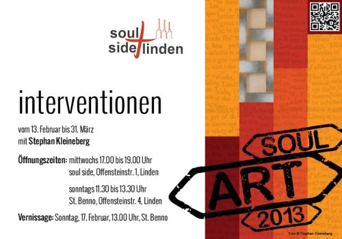 soul art 2013 in Linden-Nord