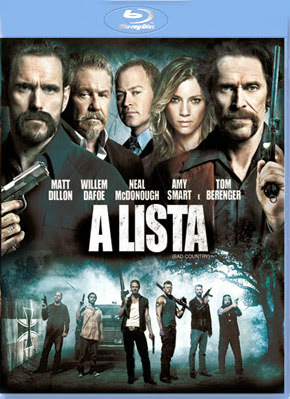 Filme Poster A Lista BDRip XviD Dual Audio & RMVB Dublado
