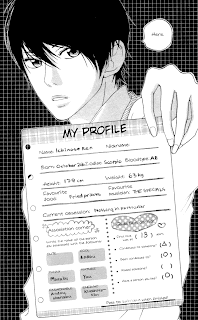 Ren profile taken from volume 7