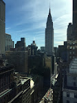 The Chrysler Building was right there!