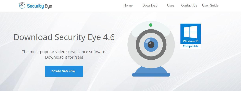Security Eye IP Camera Software