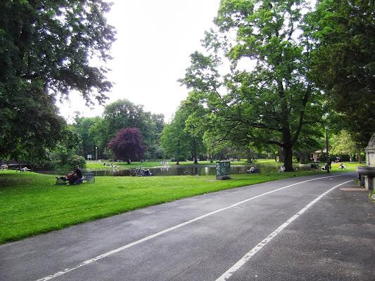 Stadtpark, Bayreuther Straße, 90409 Nürnberg, Germany