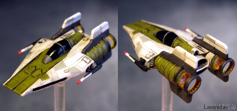 Laminidas' farbige Werften 140228+X-Wing+-+A-Wing+4