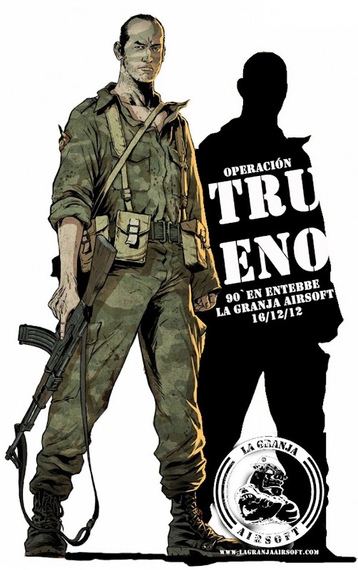 16/12/12 - Operación Trueno, 90 minutos en Entebbe - La Granja Airsoft                                                                                                                                                                                          Entebbe800