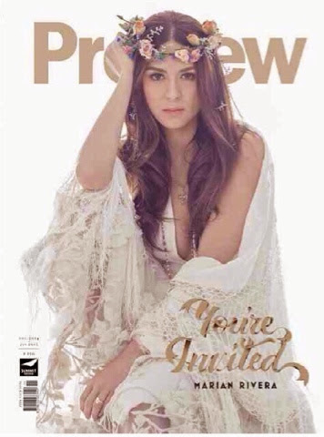 Chikkaness Avenue Preview Features Marian Rivera On Four Different