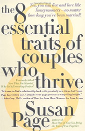 Book Review 8 Essential Traits Of Couples Who Thrive Cover