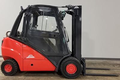 Linde H20/600T H25/600T