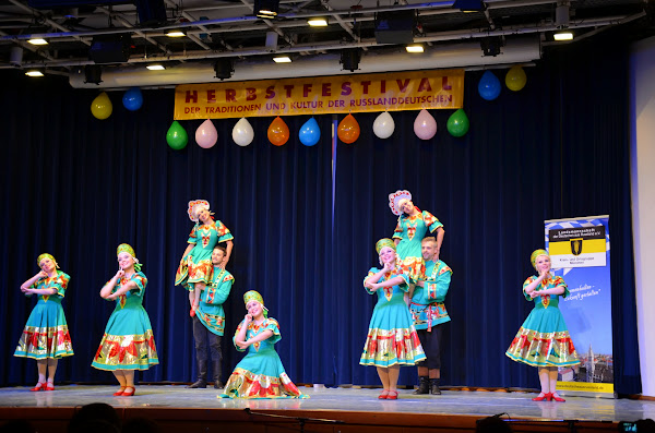 Herbstfestival der Traditionen und Kultur der Deutschen aus Russland in München