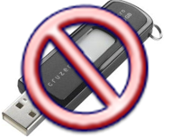How to recover files off a flash drive