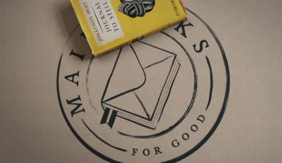 Mailbooks For Good. Re-Gift The Gift Of Reading