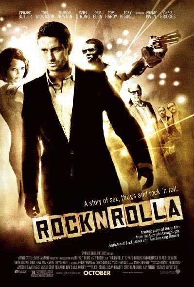 Poster Of RocknRolla (2008) Full Movie Hindi Dubbed Free Download Watch Online At Alldownloads4u.Com