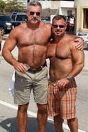 Part 8 of Incredible Hairy Chested Muscular Daddy Hunks