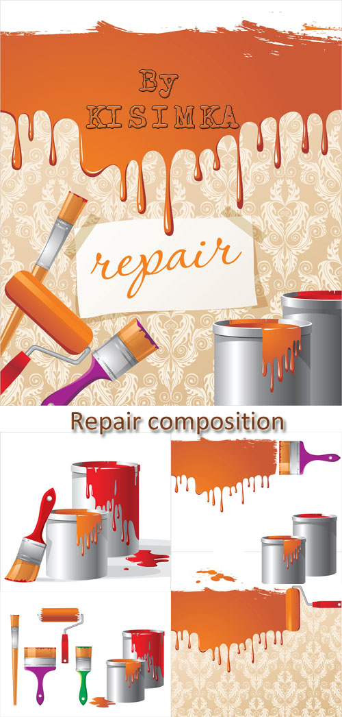 Stock: Repair composition