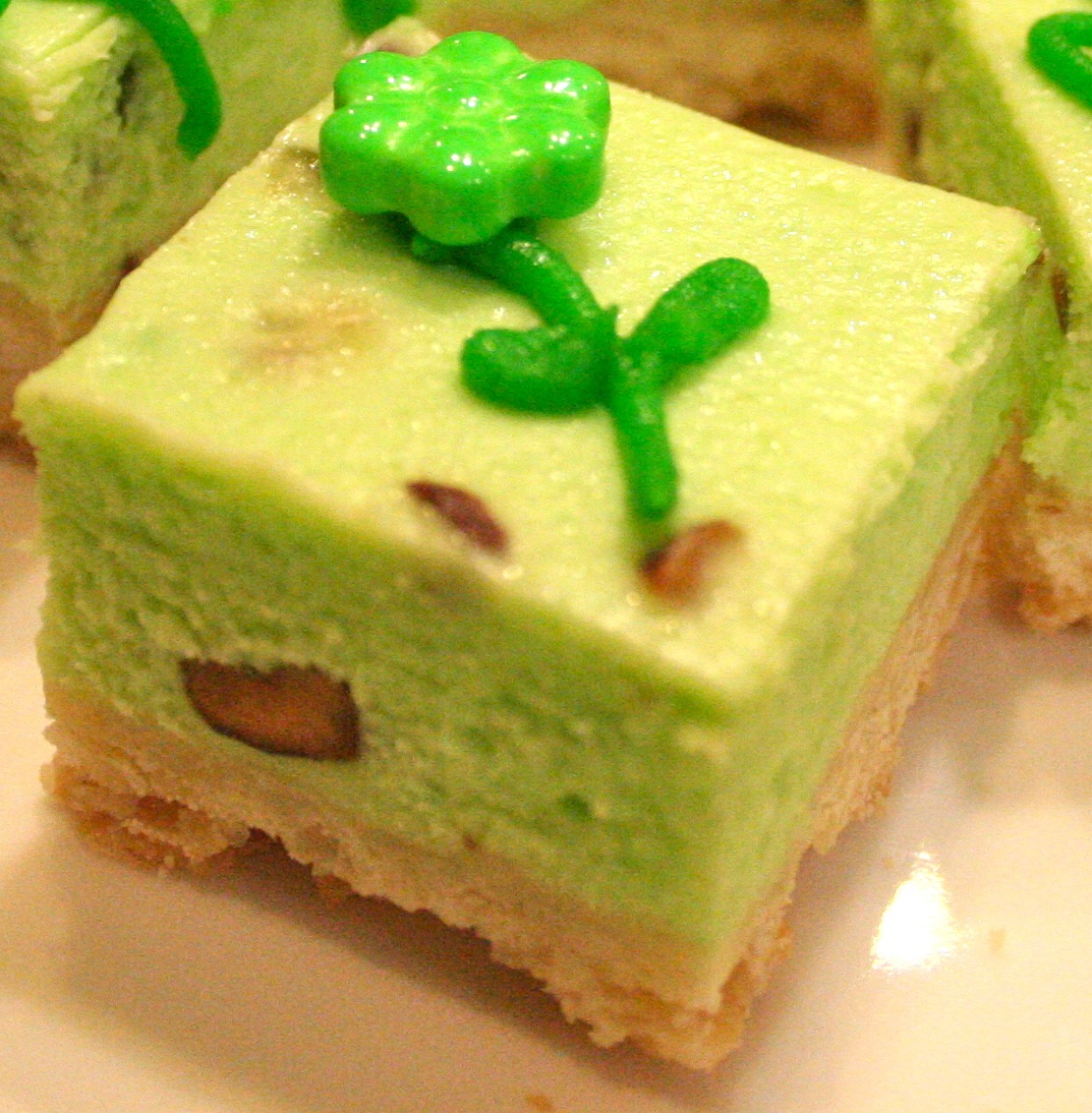 Pistachios on Pinterest   Pistachio Cake, Pistachio Cheesecake and ...