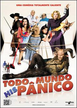 Filme Poster Todo Mundo Hispânico DVDRip XviD Dual Audio & RMVB Dublado