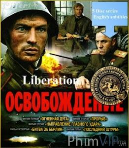 Giải Phóng 4: Trận Đánh Giành Berlin - Osvobozhdenie 4 poster