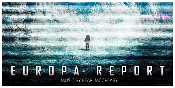 Europa Report (Soundtrack) by Bear McCreary - Review