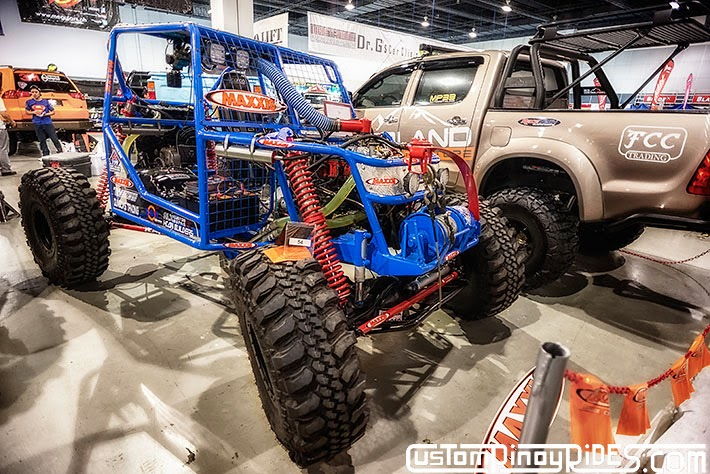 Some of the Best Modified 4x4s of 2013 Manila Auto Salon Custom Pinoy Rides Car Photography Philippines Philip Aragones Tube Buggy