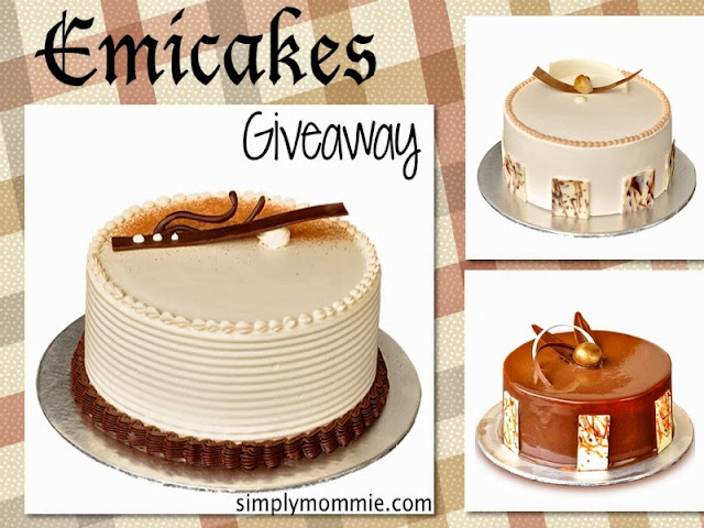 cover Emicakes review and giveaway