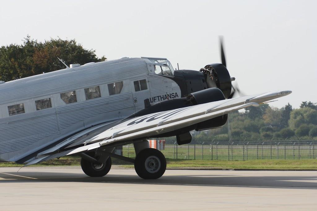 Immer wieder sehenswert - Die Ju 52