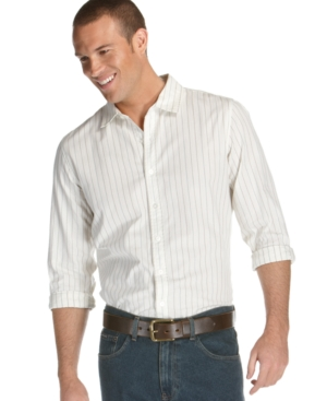 how to wear a unbuttoned button up shirt guys