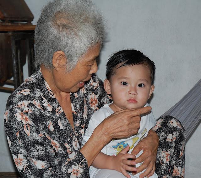 Image result for Bà Võ Thị Ba, ảnh chụp năm 2007