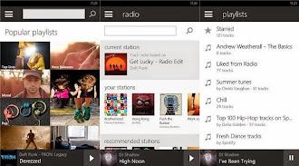Spotify para Windows Phone renueva su interfaz y añade nuevas características