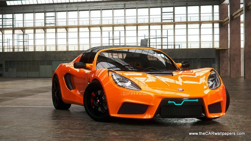 Detroit Electric Lotus SP01