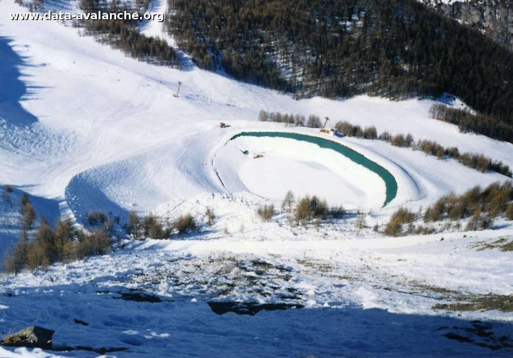 Avalanche Parpaillon, secteur Boussolenc, Pousterle - Photo 1