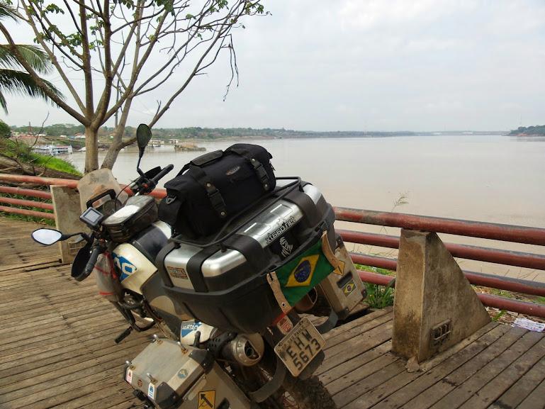 Brasil - Rota das Fronteiras  / Uma Saga pela Amazônia 20140829_100337