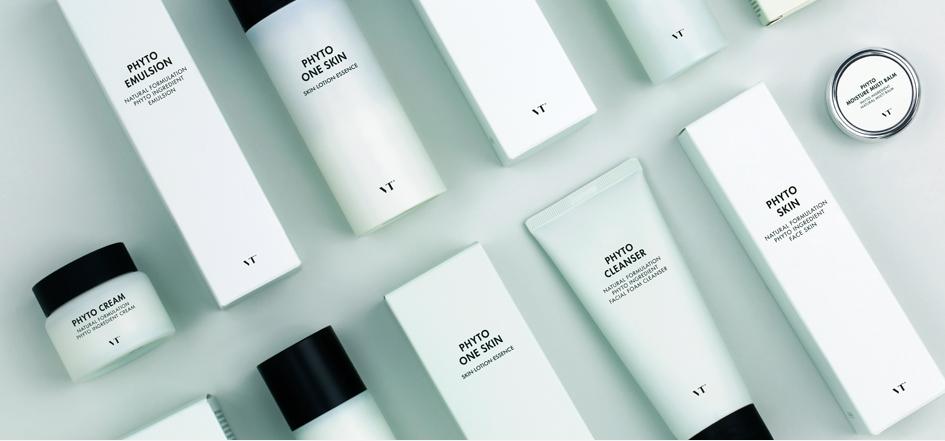 Review bộ mỹ phẩm Phyto VT Cosmetics x BTS