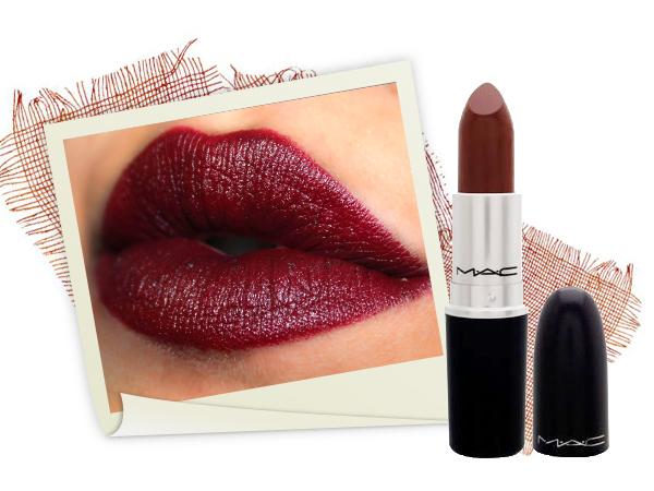 MAC Lipstick - Màu Diva