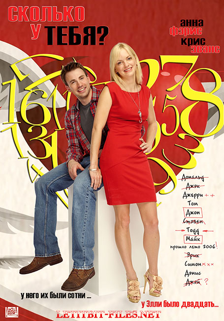 ������� � ����...? / What's Your Number? (2011) DVD9 + DVD5 + DVDRip