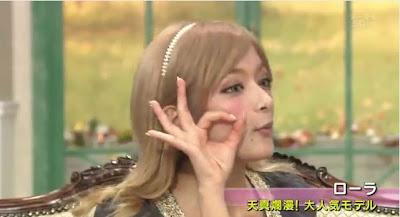 【動画】黒柳徹子 vs ローラ 徹子の部屋 「うふふ♡オッケー」