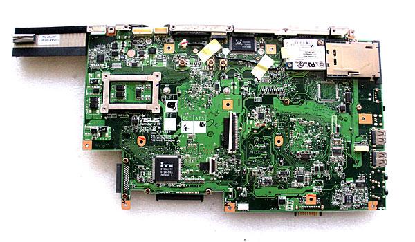 Как самому разобрать ноутбук ASUS X51R