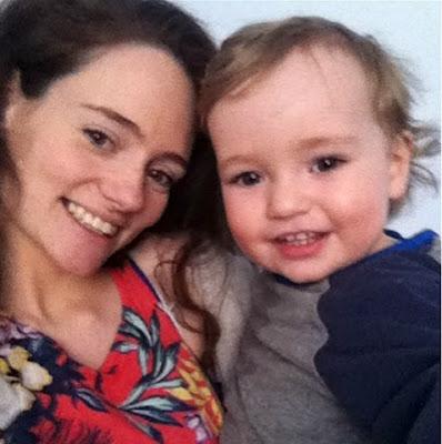 Saskia and Adorable Son;Diggory