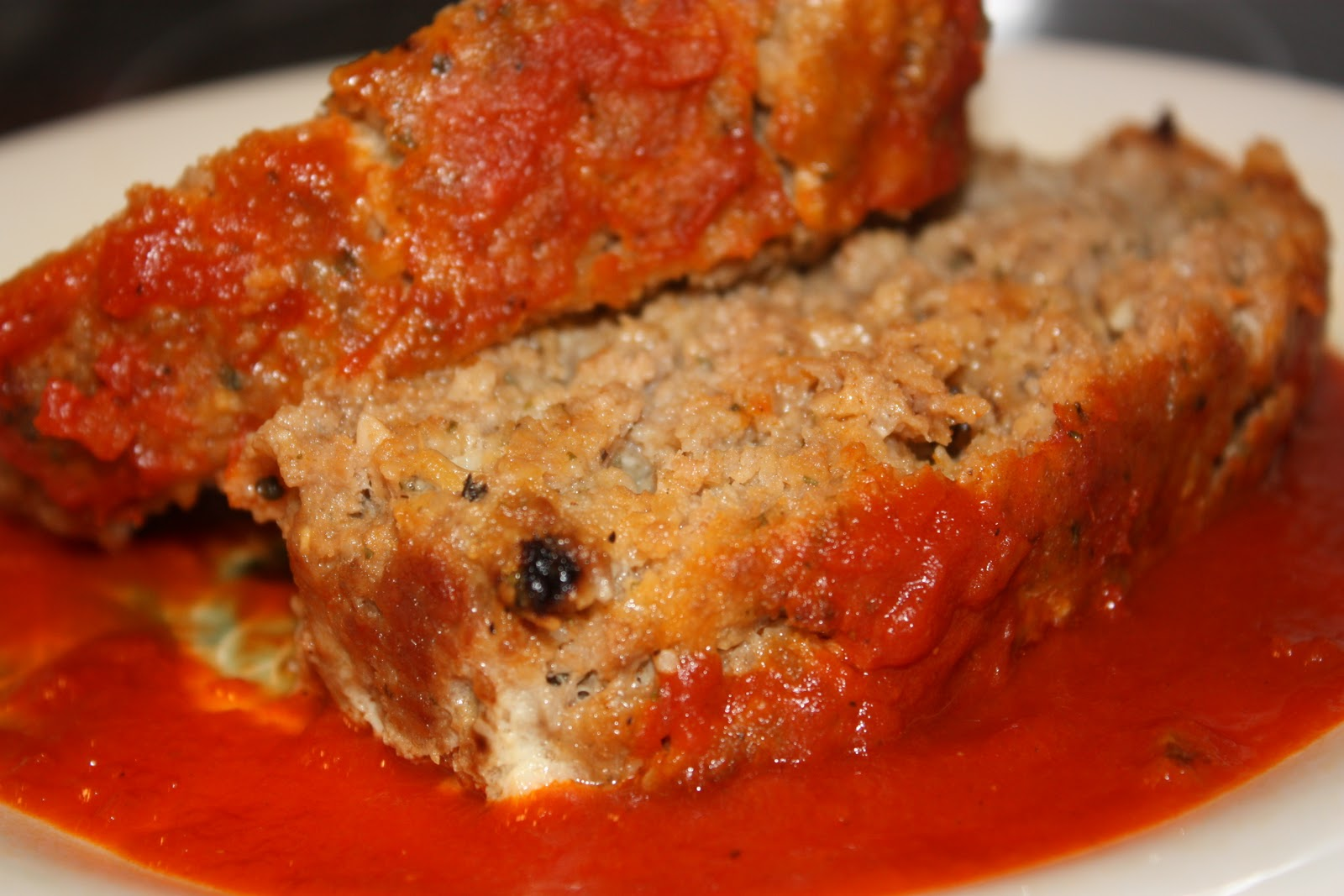 EVERYDAY SISTERS: Cheesy Italian Meatloaf