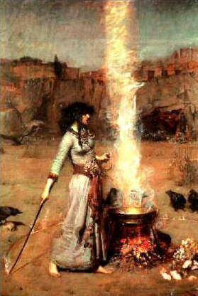Goddess Ceridwen Image