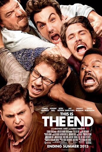 Το Τέλος του Κόσμου This Is the End Poster