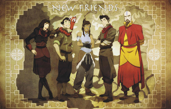 avatar New friends