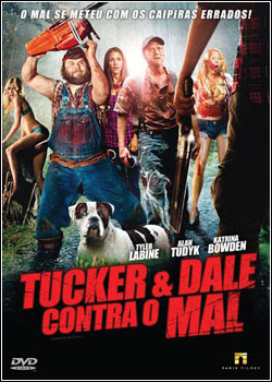 Download - Tucker e Dale Contra o Mal - DVDR (2012)