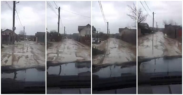 Strada Dragomirna, cartierul Ițcani, municipiul Suceava - harta glodului din Suceava