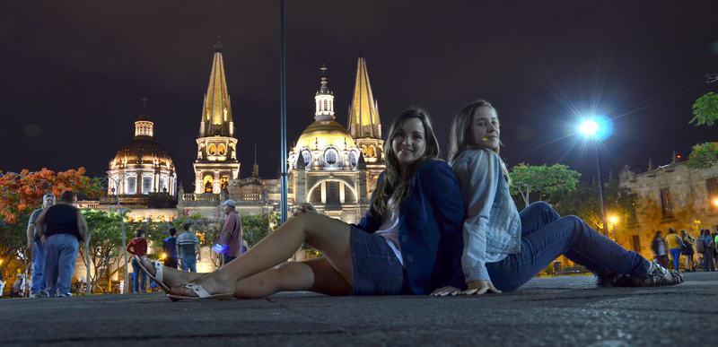 Guadalajara de noche