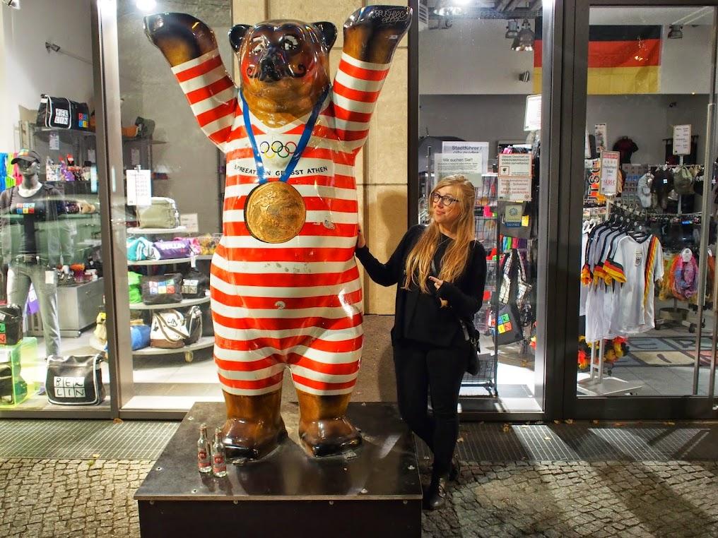 bears in Berlin
